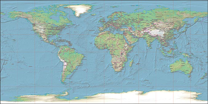 World maps relief maps and vector maps world relief cartographic style land relief and illustrator eps overlay item 1325 macintosh immediate world map package download gumiabroncs Image collections